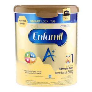 Susu Enfamil A+