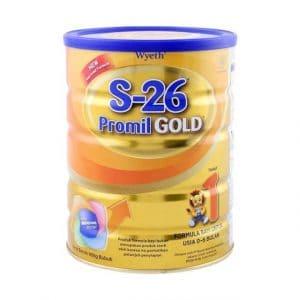 Susu Wyeth S-26 Promil Gold Tahap 1