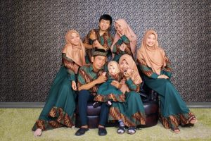 Foto keluarga bin slamet
