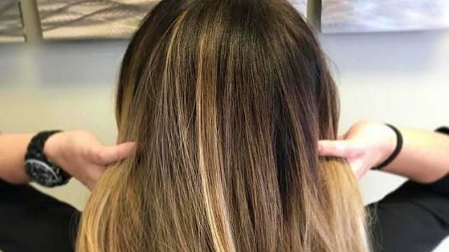 Rambut bleaching