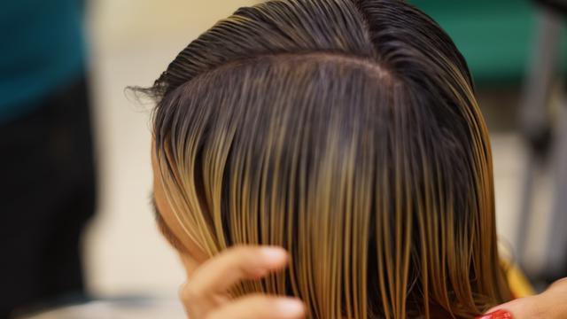 Shampo untuk Rambut Bleaching