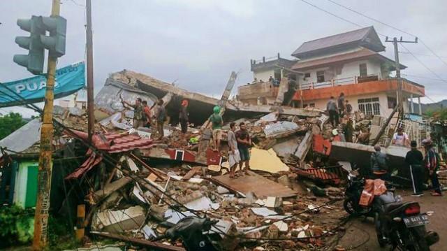 gempa majene 2021