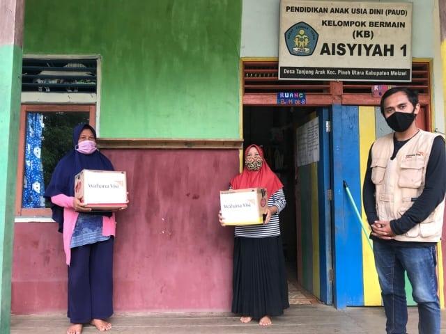 Donasi untuk Indonesia