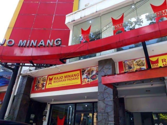 Restoran Padang Rajo Minang