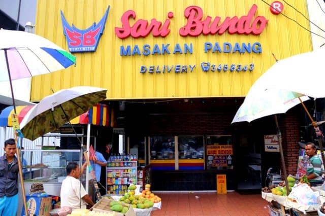 Rumah Makan Padang Sari Bundo