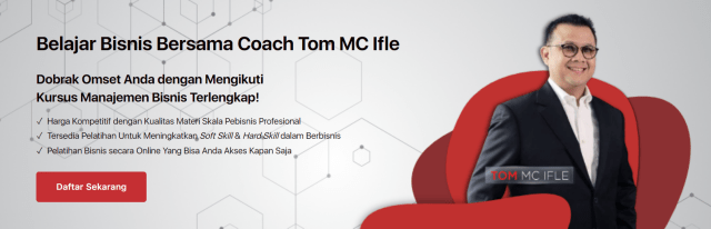 Coach Tom MC Ifle