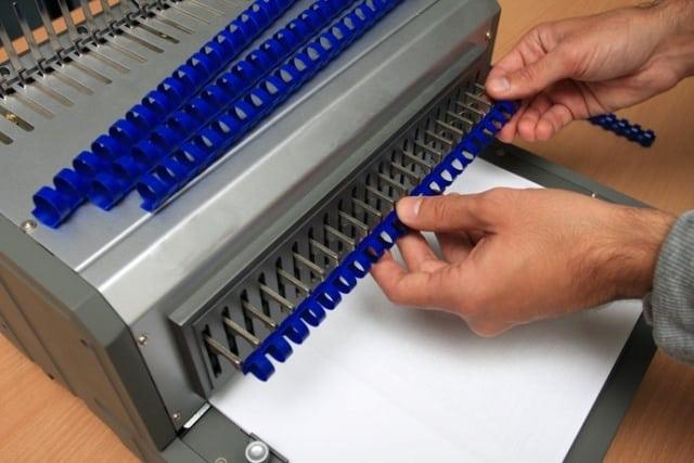 proses jilid spiral