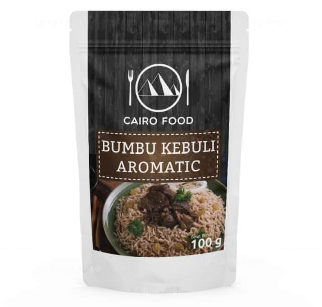 Bumbu Nasi Kebuli Aromatic