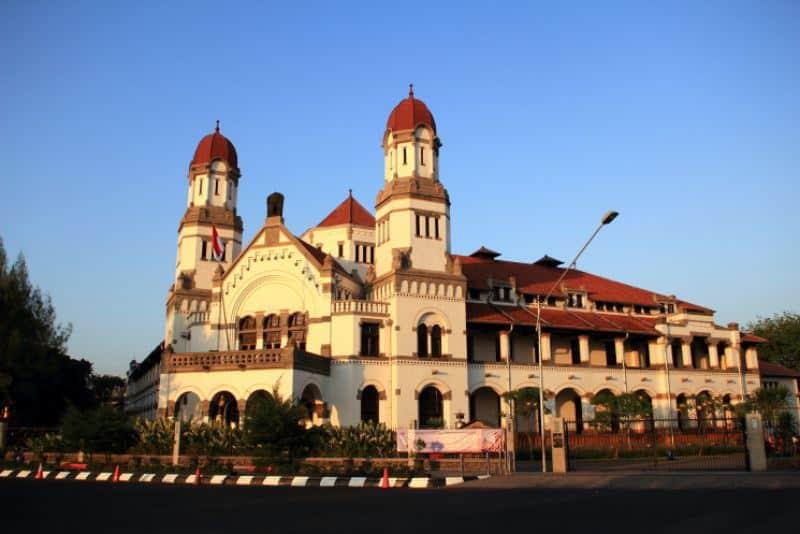 wisata sejarah di kota Semarang